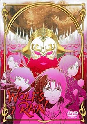 WOLF'S RAIN DVD-BOX