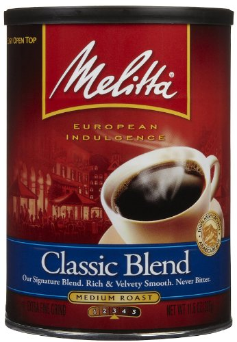 Melitta Premium Coffee-11.5 oz