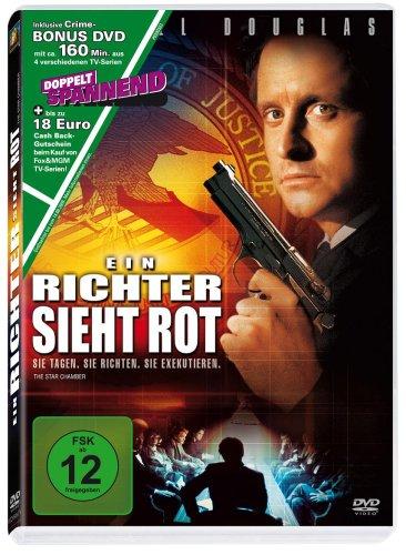 Ein Richter sieht rot (+ Bonus DVD TV-Serien)