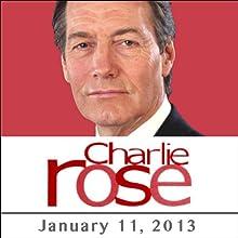 Charlie Rose: Lena Dunham, Dana Stevens, Tony Scott, Annette Insdorf, and David Denby, January 11, 2013  by Charlie Rose
