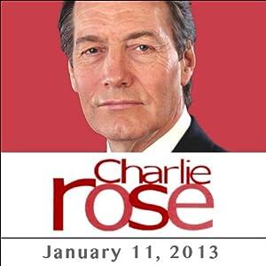 Charlie Rose: Lena Dunham, Dana Stevens, Tony Scott, Annette Insdorf, and David Denby, January 11, 2013 | [Charlie Rose]