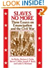 Slaves No More: Three Essays on Emancipation and the Civil War