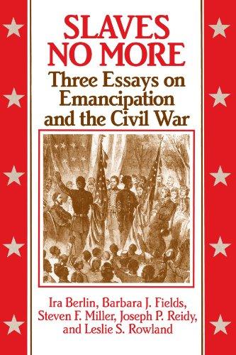 essay slavery civil war