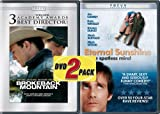 echange, troc Brokeback Mountain & Eternal Sunshine of Spotless [Import USA Zone 1]