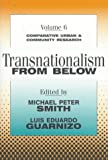 img - for Transnationalism from Below (Comparative Urban and Community Research) book / textbook / text book