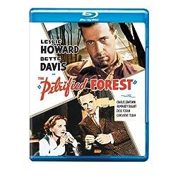 Petrified Forest [Blu-ray]