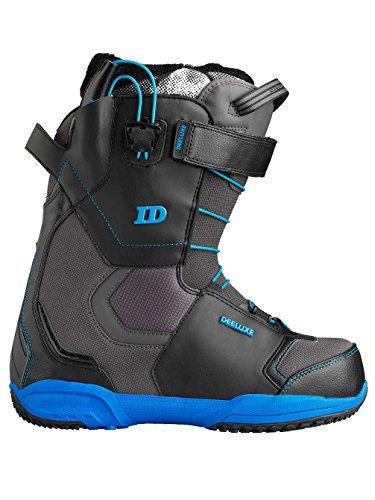 Da Snowboard da uomo Boot DEELUXE ID TF, Nero/Grigio, 28.5