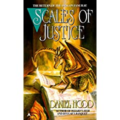 Scales of Justice by Daniel Hood