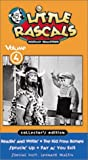The Little Rascals Collectors Edition, Volume 4 (Digitally Remastered 4 Films: Readin and Writin, The Kid from Borneo, Sprucin Up & Pay As You Exit [Romeo & Juliet]) [VHS]
