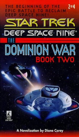 Call to Arms...:  The Dominion War Book 2 (Star Trek Deep Space Nine), DIANE CAREY