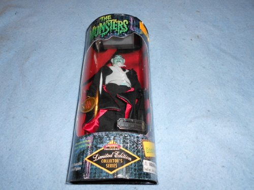 Al Lewis - Grandpa Munster - The Munsters Doll / Figure - Limited Edition