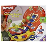 Hasbro Playskool Bulls-Eye Bounce & Roll by Hasbro
