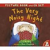 The Very Noisy Night (Book & CD)