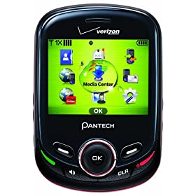 Pantech Jest 2 (Verizon Wireless)