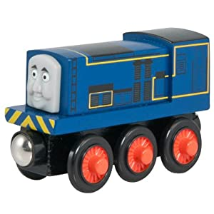 Amazon.com: Thomas the Tank Engine Wooden Railway - Sidney: Toys