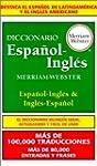 Diccionario Espanol-Ingles Merriam-We...