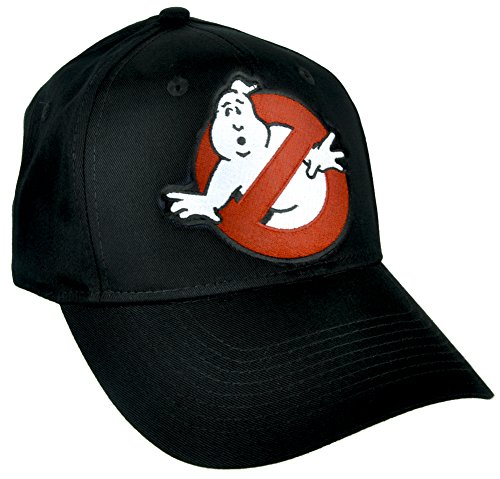 Ghostbusters Hat Baseball Cap for Adults - One Size Fits Most