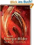 Neue Energiebilder in Acryl: Keilrahm...