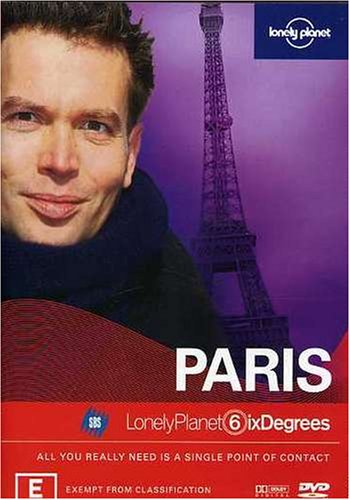Lonely Planet Six Degrees-Paris (Pal/Region 0) [DVD] [Import]