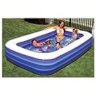 Bestway Deluxe Rectangular Family Pool