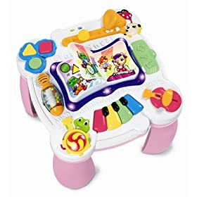 LeapFrog Learn &amp; Groove Musical Table - Pink