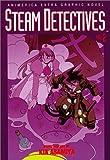 Steam Detectives, Vol. 2 (1569314055) by Asamiya, Kia