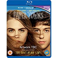 Paper Towns [Blu-ray + UV Copy] [2015]