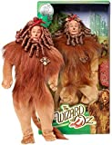 "Cowardly Lion Wizard Of Oz ~11.5"" Doll: Barbie Collector Pink Label Dolls Series"
