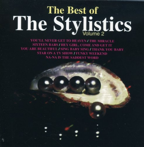 The Stylistics - Best Of The Stylistics Vol.2 - (H&L 9109 010) - B1 - Zortam Music