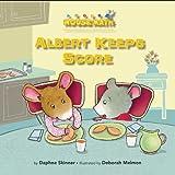 Albert Keeps Score (Mouse Math) (157565444X) by Daphne Skinner