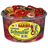 Haribo Kinder-Schnuller, 1er Pack (1 x 1.2 kg Dose)von &#34;Haribo&#34;