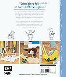 Image de Mama-Baby-Werkelbuch: Mehr als 25 Holzprojekte für ein gutes Bauchgefühl (Mama-Baby-Bücher)