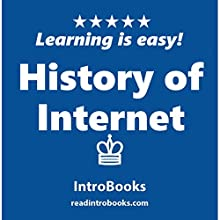 History of Internet Audiobook by  IntroBooks Narrated by Tracy Tupman