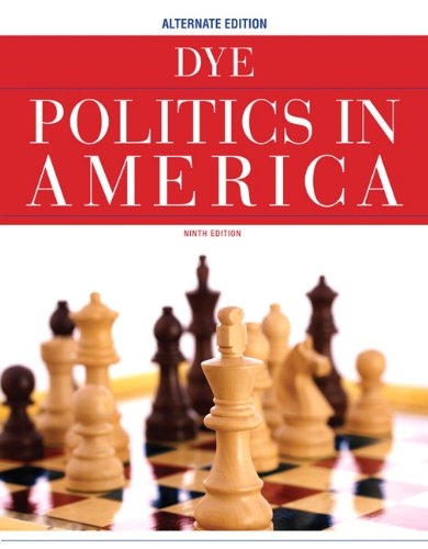 Politics in America, Alternate Edition (9th Edition)