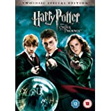 Harry Potter and the Order of the Phoenix (2 Disc Special Edition) [DVD] [2007]by Daniel Radcliffe