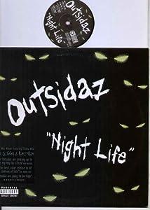 Outsidaz - Night Life - LP vinyl
