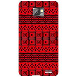 Samsung I9100 Galaxy S2 - Attractive Phone Cover