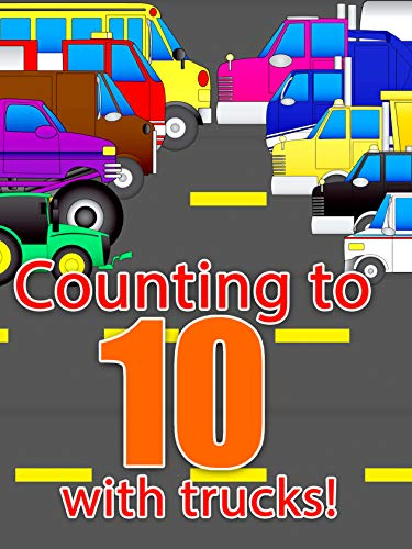Counting to 10 with Trucks