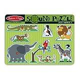 Melissa & Doug 727 Zoo Animals Sound Puzzle