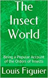 img - for The Insect World: Being a Popular Account of the Orders of Insects book / textbook / text book