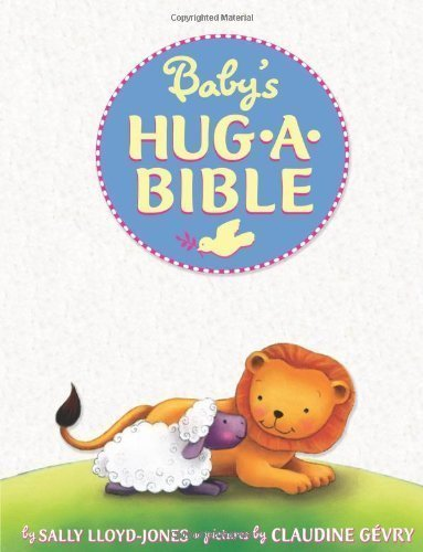 Baby'S Hug-A-Bible By Lloyd-Jones, Sally (Brdbk Edition) [Hardcover(2010)] front-534922
