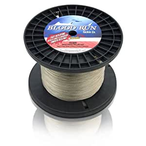 Blood run tackle copper fishing line 1000 for Lead core fishing line