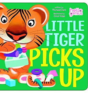 Book Cover: Little Tiger Picks Up