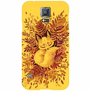 Printland Samsung Galaxy S5 Back Cover High Quality Designer Case