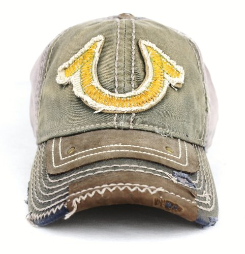 1f53d34bba8 ... simillar items and commonly will help you to decide upon purchase New True  Religion Big Buddha Distressed Army Trucker Hat Cap   TR 1461 for today !!!
