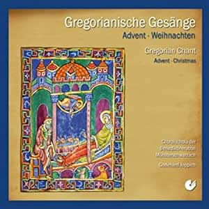 Advent & Christmas: Gregorian Chant
