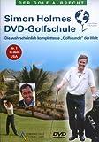 Simon Holmes DVD Golfschule