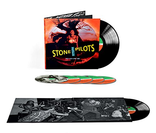 CD : Stone Temple Pilots - Core (With DVD, With LP, Deluxe Edition, Anniversary Edition, 6 Disc)