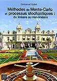 Méthodes de Monte-Carlo et Processus Stochastiques du Linéaire au Non-Linéaire