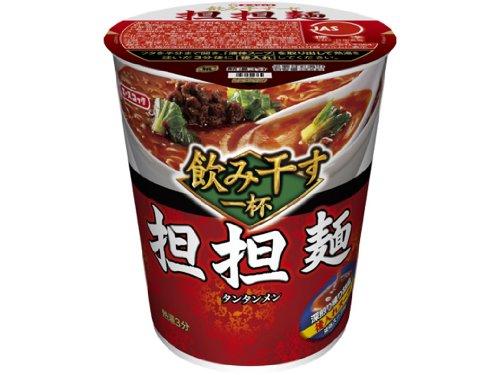 エースコック タテ型 飲み干す一杯 担担麺 80g×12個